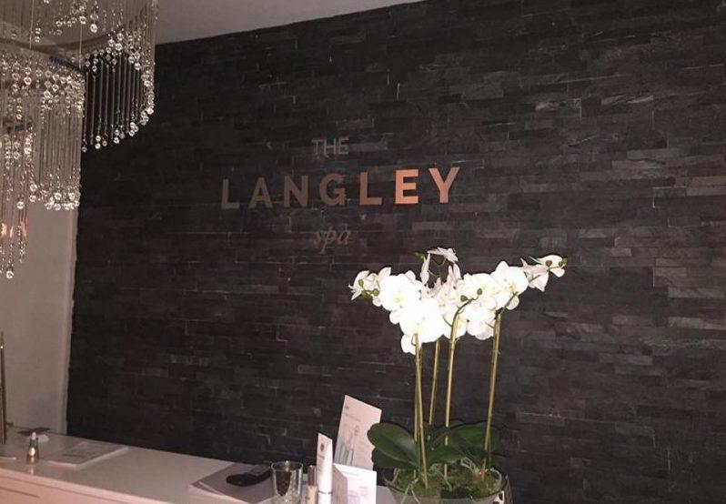 the langley spa the langley spa. Black Bedroom Furniture Sets. Home Design Ideas